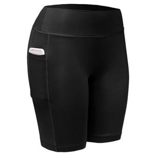 Pants - Women Black High Waist Compression Yoga Pants